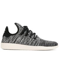 8f66ac3c32c adidas Originals - Adidas X Pharell Williams Tennis Hu Trainers - Lyst