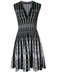 Antonino Valenti Iva Mini Dress - Black