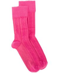 Golden Goose Deluxe Brand Bara Socks - Pink