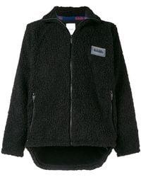 Martine Rose - Shearling Zipped Jacket - Lyst