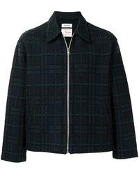 Coohem Country-tartan Tweed Jacket - Green