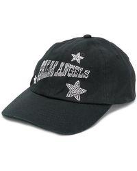 Palm Angels - Logo Studded Baseball Cap - Lyst