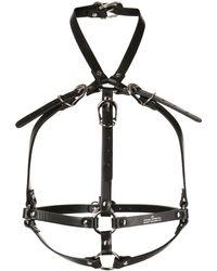 ROKH Adjustable Angel Harness - Black