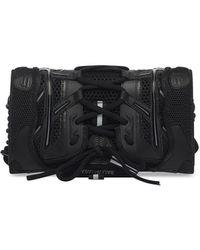 Balenciaga Sneakerhead Phone Holder バッグ - ブラック