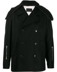 Diesel Black Gold Double Breasted Jacket - Black