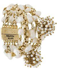 Rosantica - Multi String Bracelet - Lyst