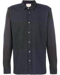 Stephan Schneider Minute Shirt - Blue