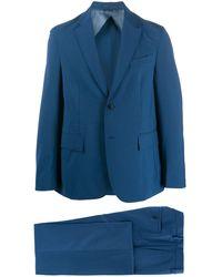 Valentino ツーピーススーツ - ブルー