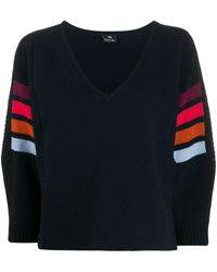 PS by Paul Smith - クロップド セーター - Lyst