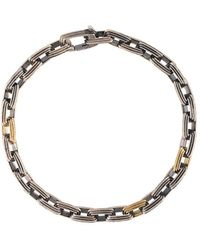 M. Cohen 'Equinox' Kettenarmband - Mettallic