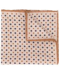 Eleventy - Floral Pattern Scarf - Lyst