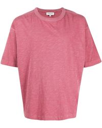 YMC ラウンドネック Tシャツ - ピンク