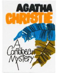 Olympia Le-Tan - A Caribbean Mystery Clutch - Lyst