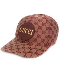 Gucci - GG ロゴ キャップ - Lyst