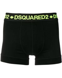 DSquared² - Logo Waistband Boxers - Lyst