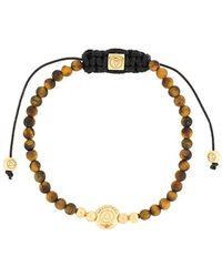 Northskull - Adjustable Beaded Bracelet - Lyst