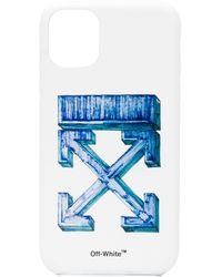 Off-White c/o Virgil Abloh Marker Arrows Iphone 11 ケース - ホワイト