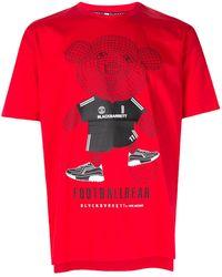 Neil Barrett - Footballbear Tシャツ - Lyst