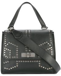 Bally - Studded Tote Bag - Lyst