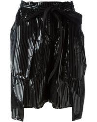 Wanda Nylon - Loose-fit 'cleo' Shorts - Lyst