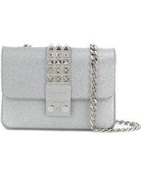 Designinverso - Amalfi Glitter Shoulder Bag - Lyst