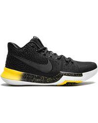 Nike Kyrie 3 ハイカットスニーカー - ブラック