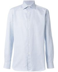 Xacus - Patterned Shirt - Lyst