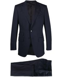 Tom Ford - Completo due pezzi monopetto - Lyst