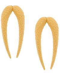Niomo - Echoes Earrings - Lyst
