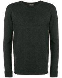 Roberto Collina - Fine Knit Sweater - Lyst