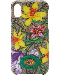 Gucci - オフィディア GG フローラ Iphone X/xs ケース - Lyst