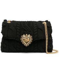 Dolce & Gabbana - Devotion ショルダーバッグ M - Lyst