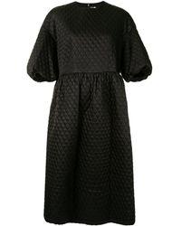 Comme des Garçons - キルティング ドレス - Lyst