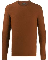 Roberto Collina - Relaxed-fit Jumper - Lyst