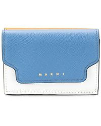 Marni 三つ折り財布 - マルチカラー