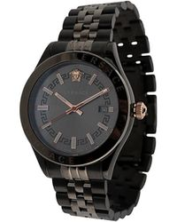 Versace V-urban 腕時計 - ブラック