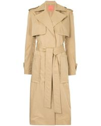 Manning Cartell - Military Style Trench Coat - Lyst