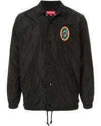 Supreme Spin Coaches Jacket - Black