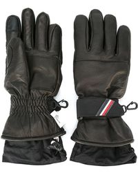 Moncler Grenoble - Lambskin Gloves - Lyst
