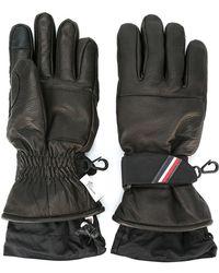 Moncler Grenoble - Lambskin Gloves - Lyst