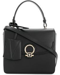 b9ab98af3121 Versace Medusa Empire Tote in Natural - Lyst