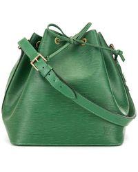 Louis Vuitton Noe Bucket-tas - Groen