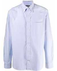 Gitman Vintage オックスフォードシャツ - ブルー