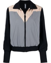 NO KA 'OI Multi-panel Performance Jacket - Black