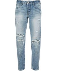 Moussy Wilburtha Jeans - Blue