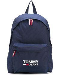 Tommy Hilfiger 'TJ Cool City' Rucksack - Blau