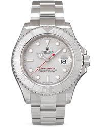 Rolex Наручные Часы Yacht-master Pre-owned 40 Мм 2000-го Года - Многоцветный