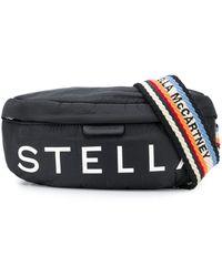 Stella McCartney Heuptas Met Logo - Zwart