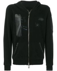 RH45 - Distressed Patch Sweater - Lyst