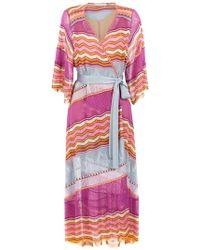 Cecilia Prado - Taina Midi Dress - Lyst